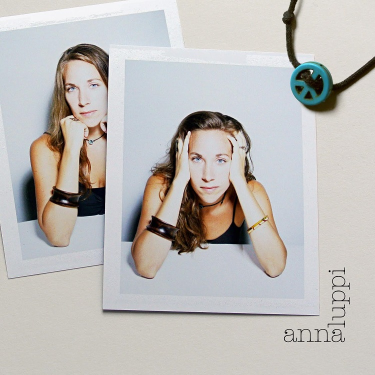 cd cover ANNA LUPPI